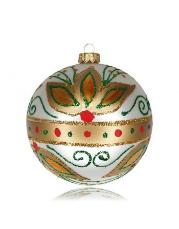 Bombka 12cm/1szt dekor...